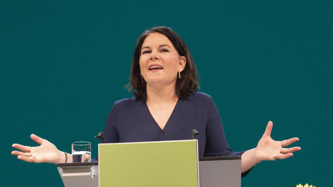 Absoluter Rekord: Mitgliederboom bei Grünen nach Baerbock-Kür