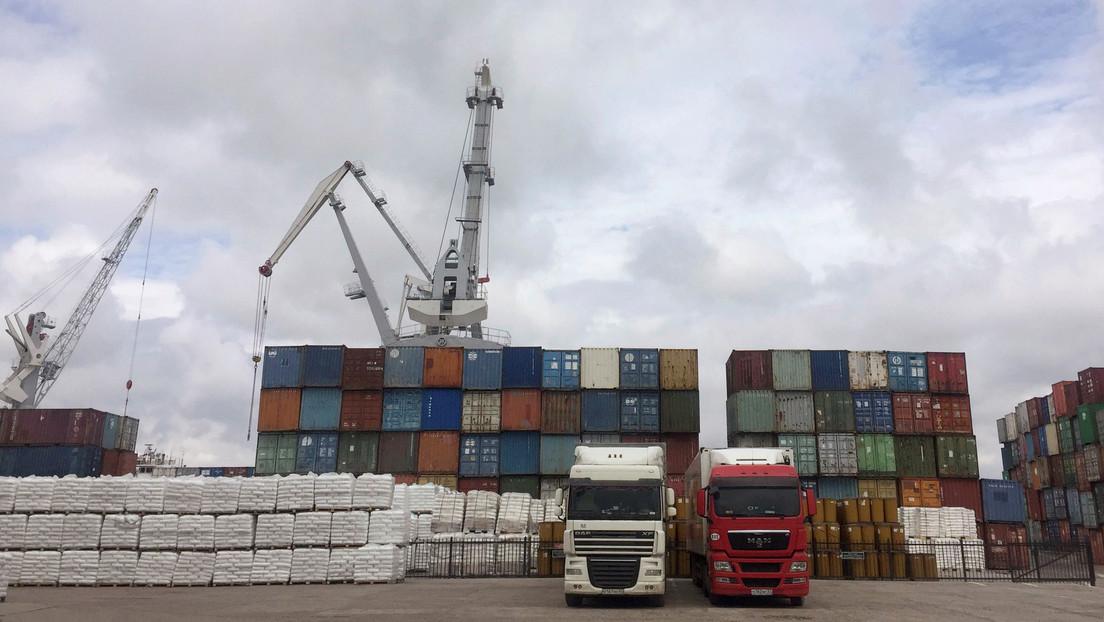 Russland will Exporte in diesem Jahr um fast 25 Prozent steigern