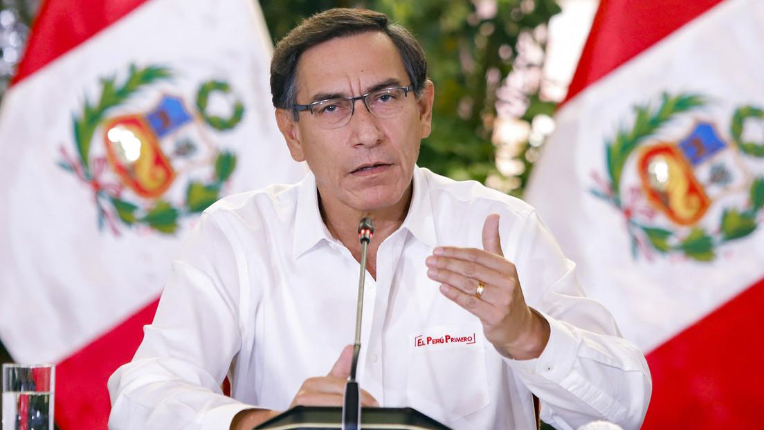 Beim Impfen vorgedrängelt und trotzdem angesteckt: Perus Ex-Präsident Vizcarra an COVID-19 erkrankt