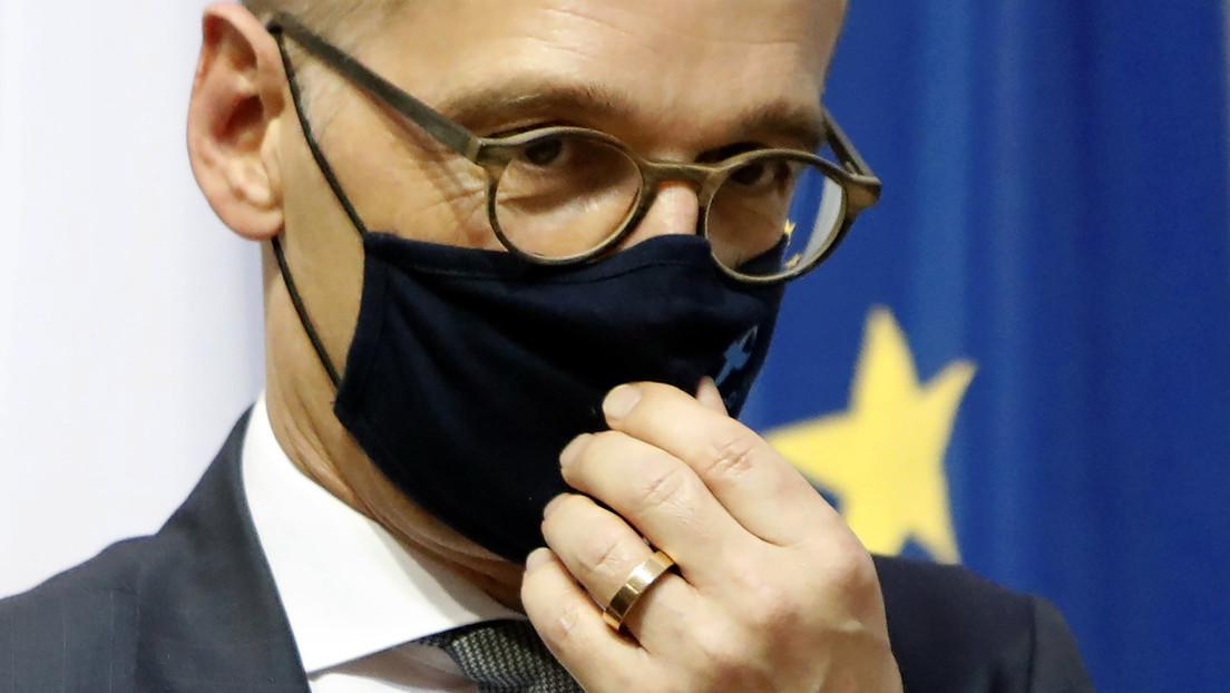 """Außenminister Maas warnt vor """"Konfrontationskurs"""" gegenüber Russland"""
