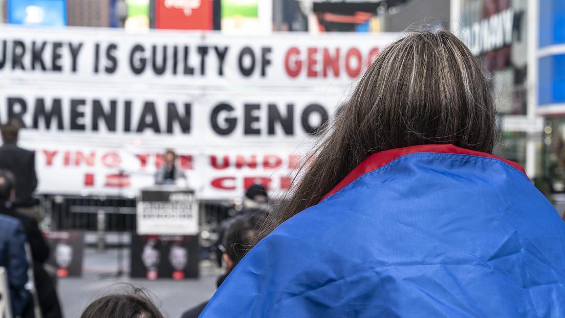 Nach Bidens Äußerungen zum Völkermord an Armeniern: Ankara erwägt Sanktionen gegen USA