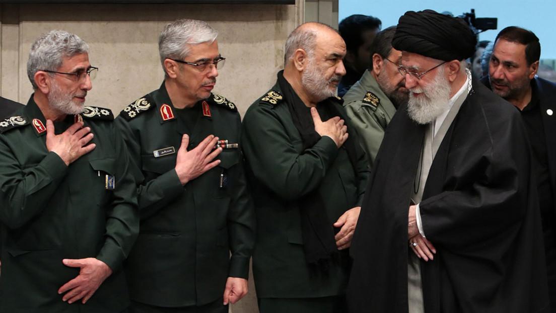 """Nach Raketenbeschuss auf Israel: Iran droht mit weiteren Angriffen auf """"israelische Interessen"""""""