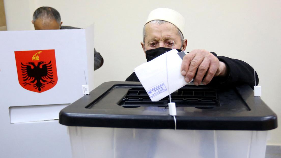 Nach Parlamentswahl in Albanien noch kein klarer Sieger – Premier des Kosovo gab auch Stimme ab