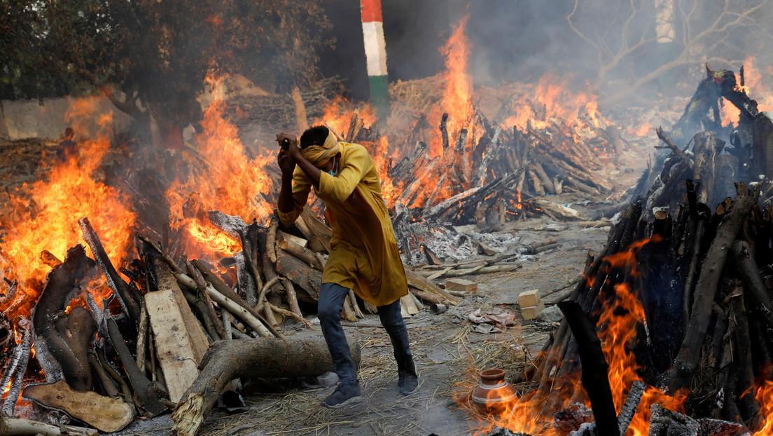 Indien: Ein Land in Flammen
