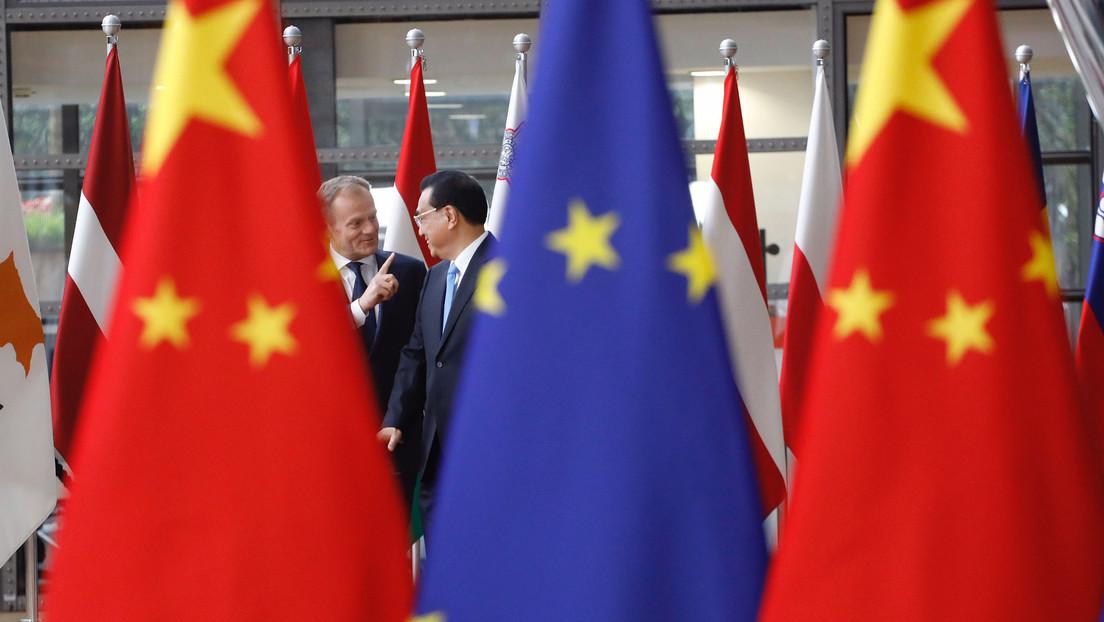 """Peking: EU sollte aufhören, im Südchinesischen Meer """"Zwietracht zu säen"""""""