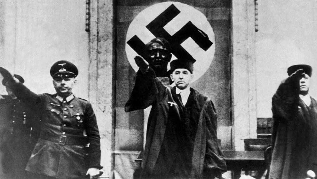 Skandal beim DFB – Präsident Fritz Keller vergleicht Vize Rainer Koch mit Nazi-Richter