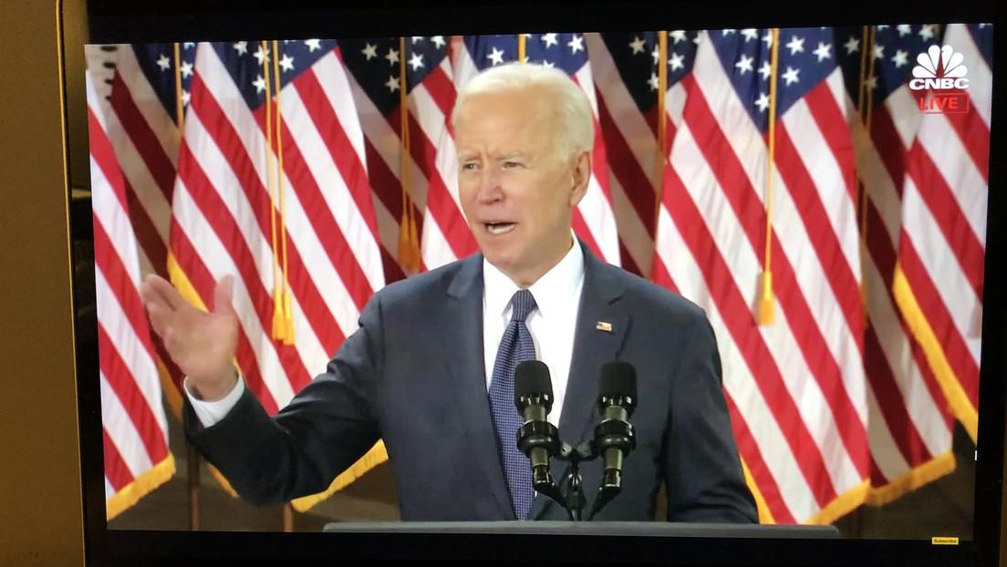 Das Biden-Experiment : Der US-Präsident heizt mit 2-Billionen-Programm die Börse an