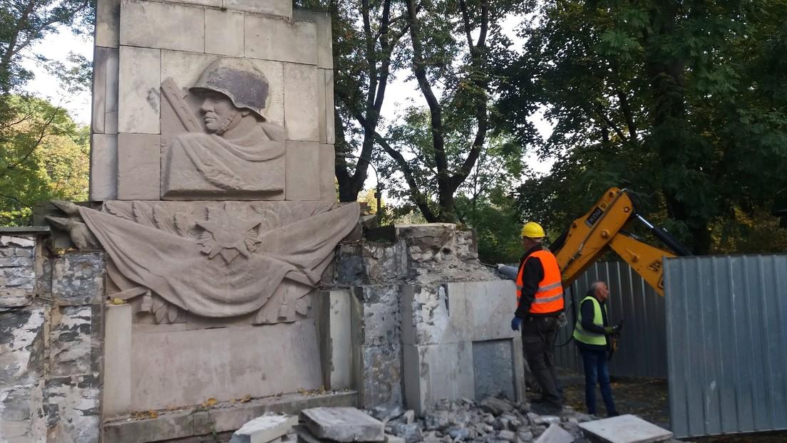 Russischer Diplomat: Polen reißt über 80 Prozent der Denkmäler für sowjetische Befreier ab