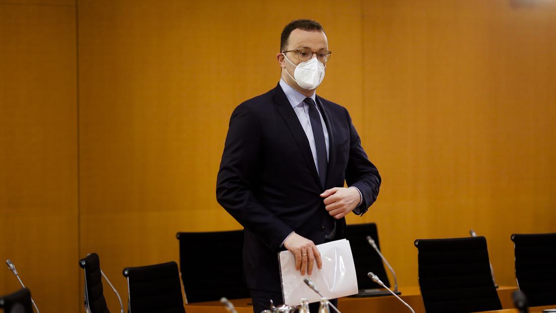 """""""Der falsche Weg"""": Krankenkassen verurteilen digitale Vorstöße von Jens Spahn"""