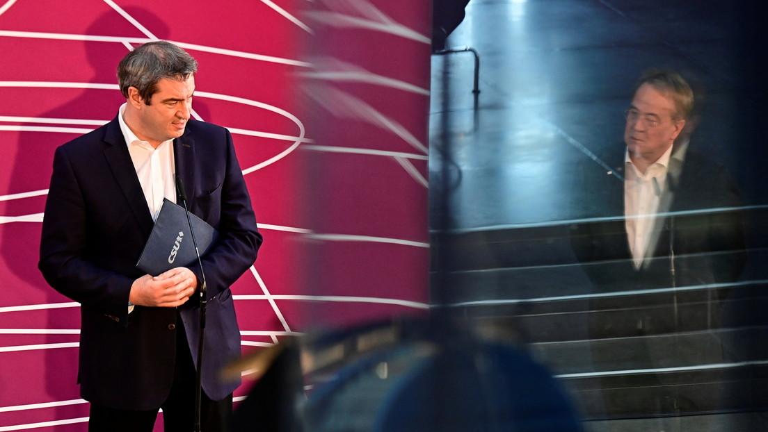 """""""Nicht grüner als die Grünen werden"""" – Unmut in der CSU über Annäherungsversuche Söders"""
