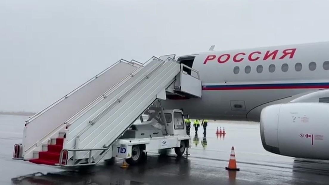 Russland liefert große Mengen Medizin und Ausrüstung nach Indien