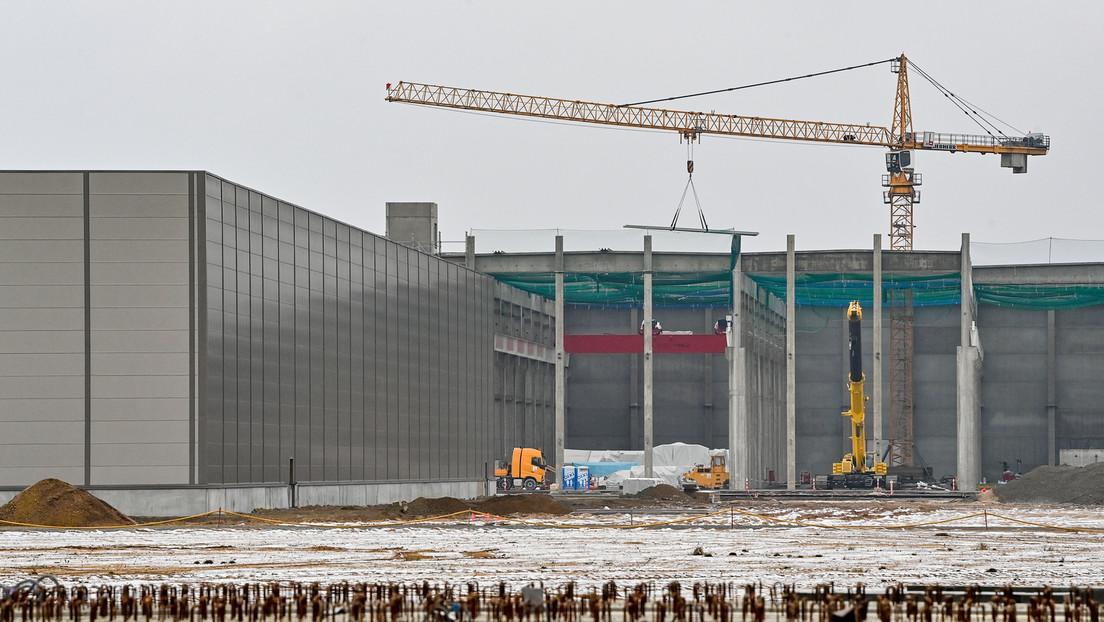 Tesla will auch Batteriefabrik in die märkische Heide setzen