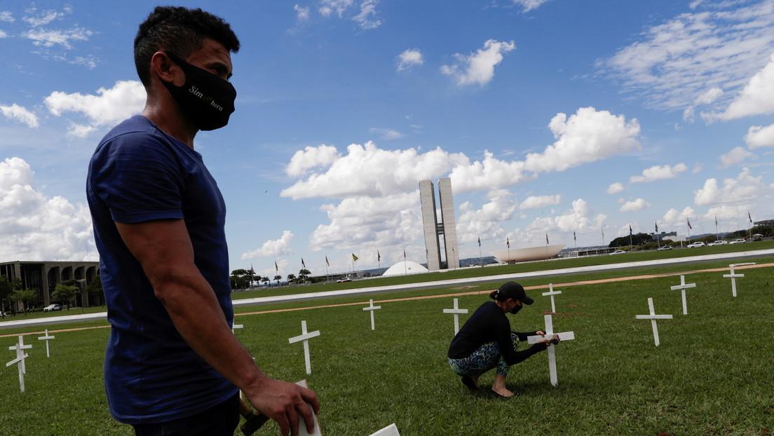 """Brasilianische Forscher: """"Die Hälfte unserer COVID-19-Toten war vermeidbar!"""""""