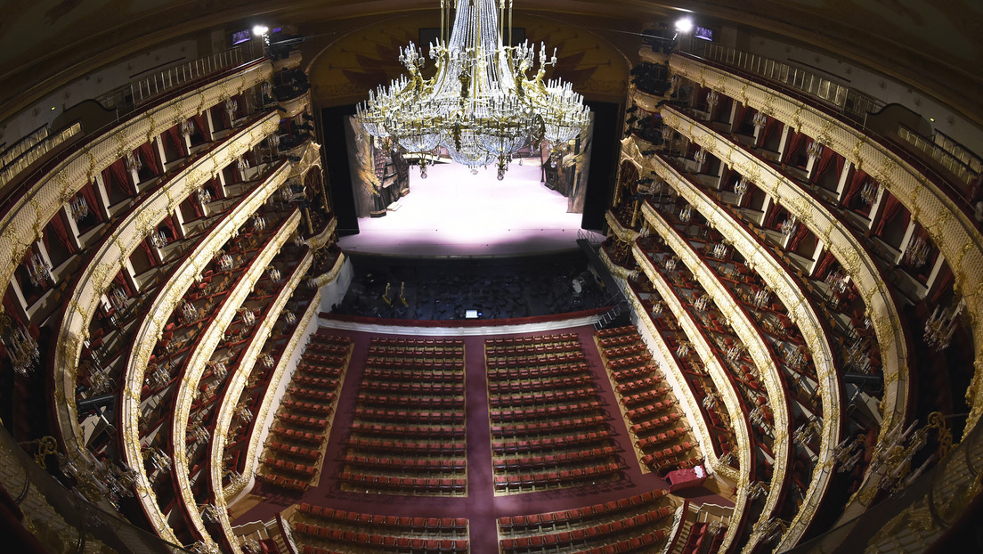 Bolschoi-Theater sagt internationale Tourneen wegen Ablehnung russischer Impfstoffe ab