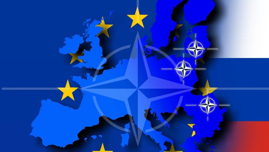 Brüssel: EU-Parlamentarier wollen Ausschluss Russlands vom SWIFT-Zahlungssystem