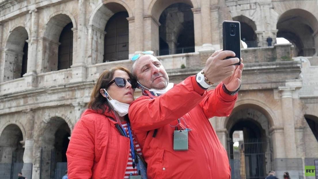Lockerung in Italien: Berühmtes Kolosseum öffnet wieder
