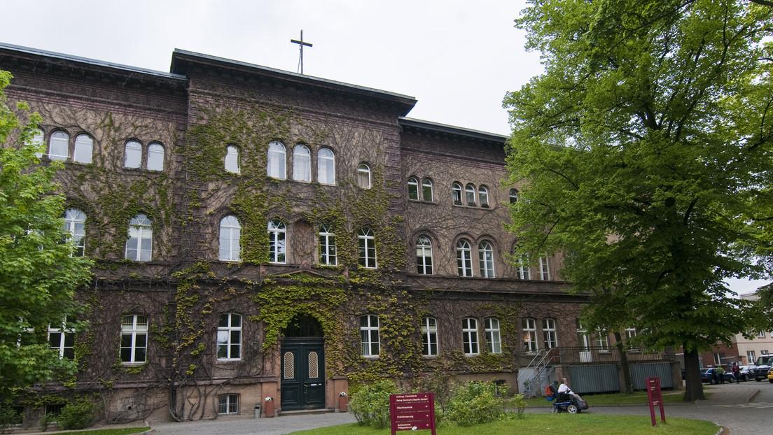 Vier Tote in Potsdamer Klinik – Polizei nimmt eine Frau fest