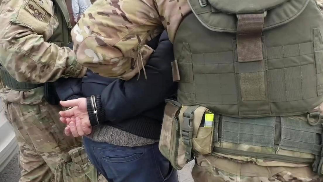 Wegen Planung von Anschlägen in Russland: FSB verhaftet Mitglieder ukrainischer Extremistengruppe