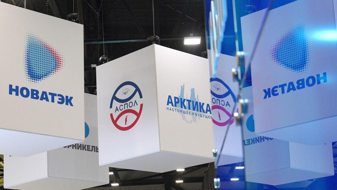 Nowatek: Gesamtes Flüssigerdgas aus russischer Arktis für die nächsten 20 Jahre im Voraus verkauft