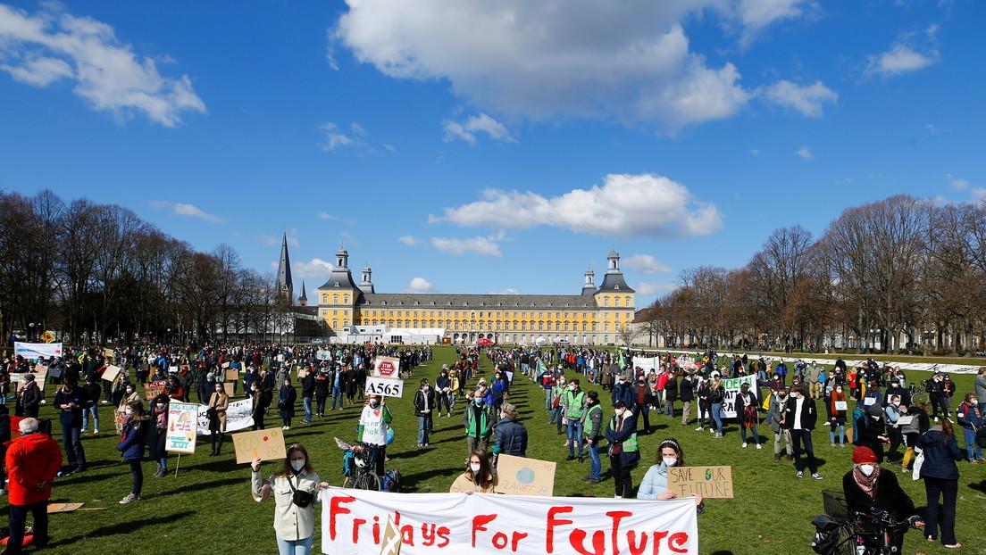 """Verfassungsgericht: Klimaschutzpaket der Regierung verstößt """"teilweise"""" gegen das Grundgesetz"""