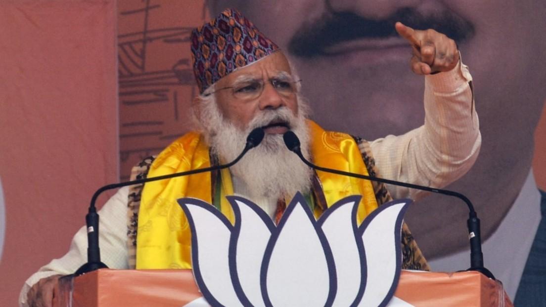 """Facebook blockiert """"aus Versehen"""" Rücktrittsforderungen gegen indischen Premierminister"""