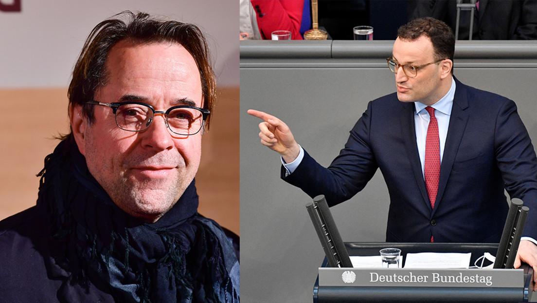 """Liefers und Spahn stellen sich Interview: """"Man darf in diesem Land so ziemlich alles sagen"""""""