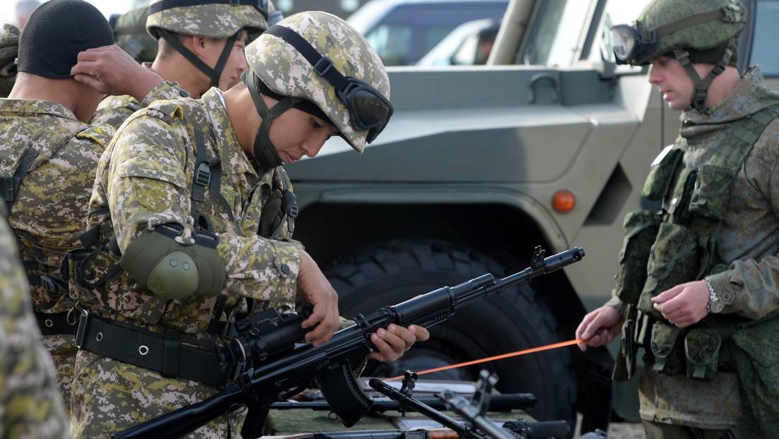 Scharmützeln an der Grenze: Kirgisistan und Tadschikistan ziehen Truppen zusammen