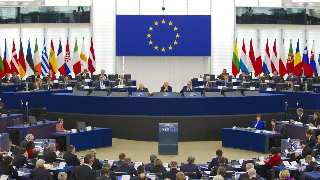 """EU-Parlament: Im Falle einer """"Ukraine-Invasion"""" Sanktionen gegen Russland"""