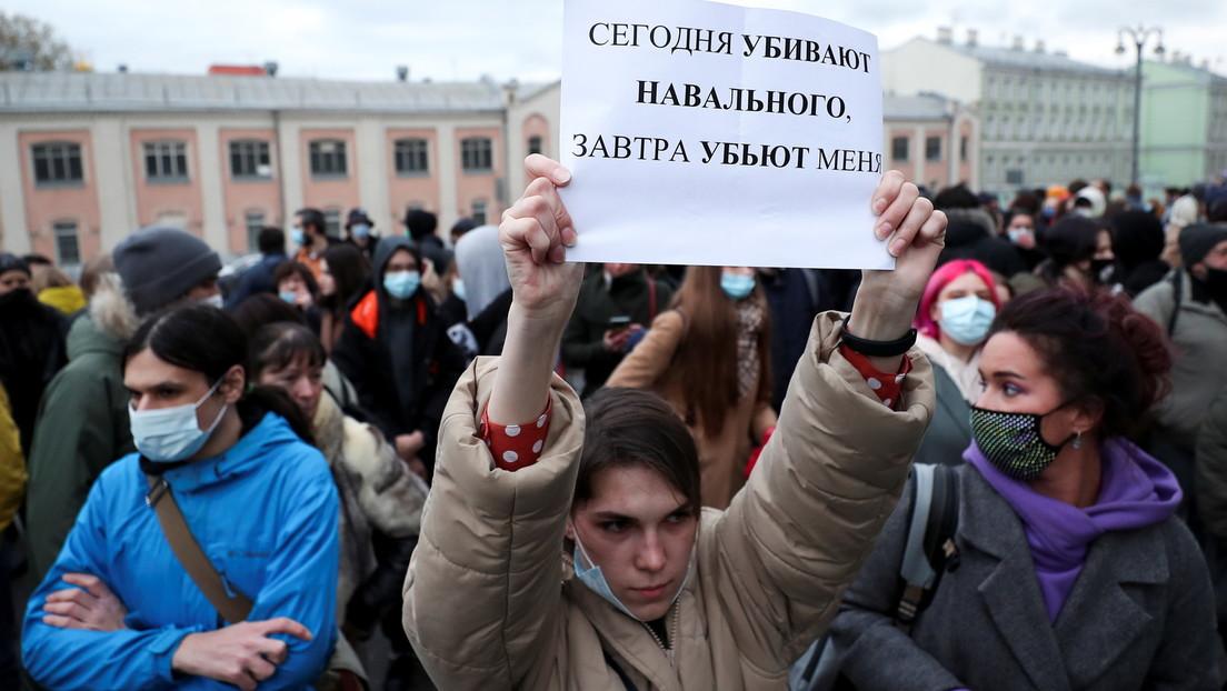 Russland braucht Liberale in der Politik, aber keine vom Ausland gelenkten Straßenproteste