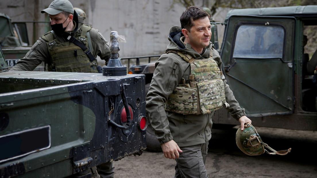 Ukrainischer Präsident Selenskij will Minsker Abkommen neu verhandeln – USA sind dagegen