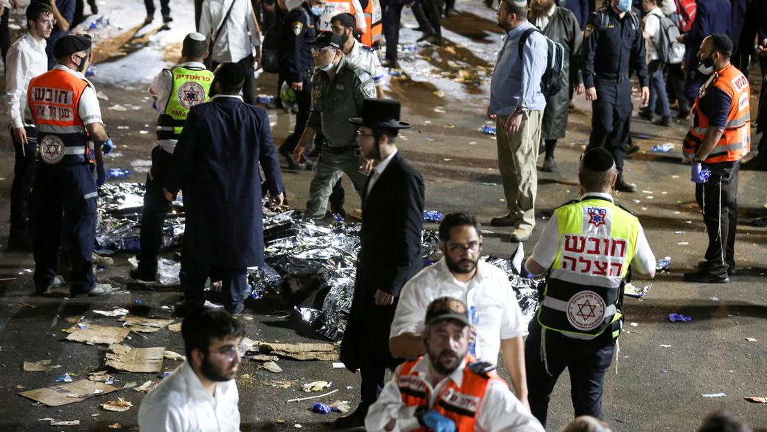 Israel: 44 Tote bei Massenpanik auf jüdischem Fest