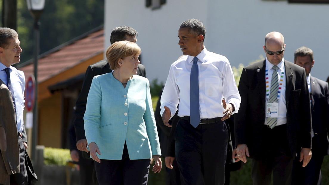 """Generalbundesanwalt stellt Ermittlungen zur NSA-Spionage des Merkel-Handys wegen """"mangelnder Beweislage"""" ein"""