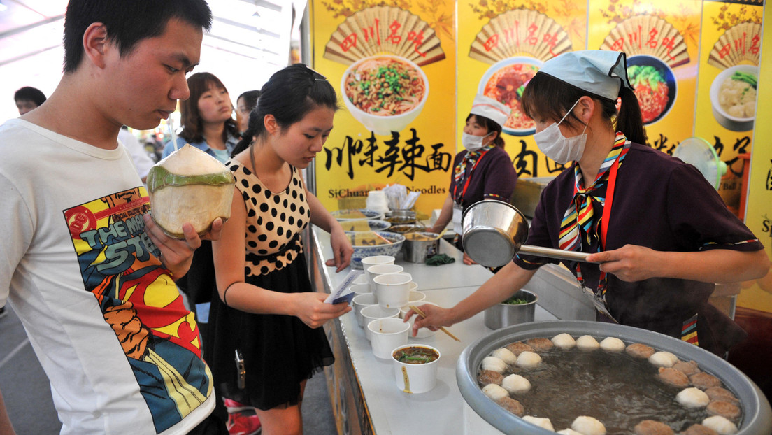 China erlässt Gesetz gegen Lebensmittelverschwendung