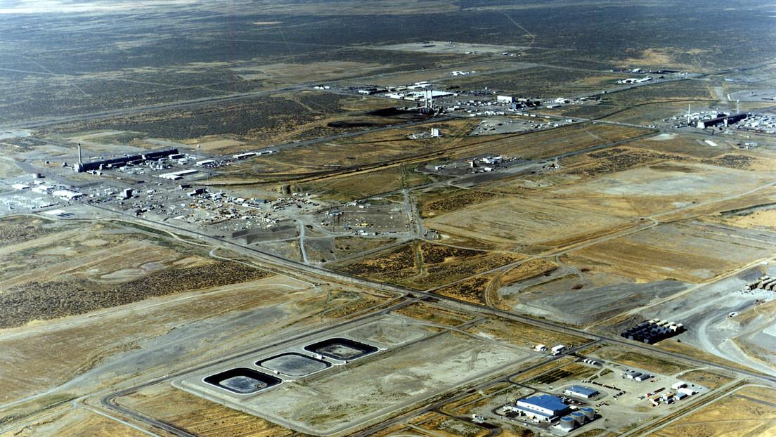 """Leck mit """"gefährlichen Chemikalien"""" auf Atommülldeponie im US-Bundesstaat Washington entdeckt"""