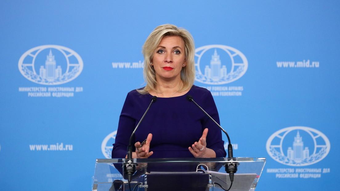 Russland nimmt Stellung zu durchgesickerter Aufnahme des iranischen Außenministers