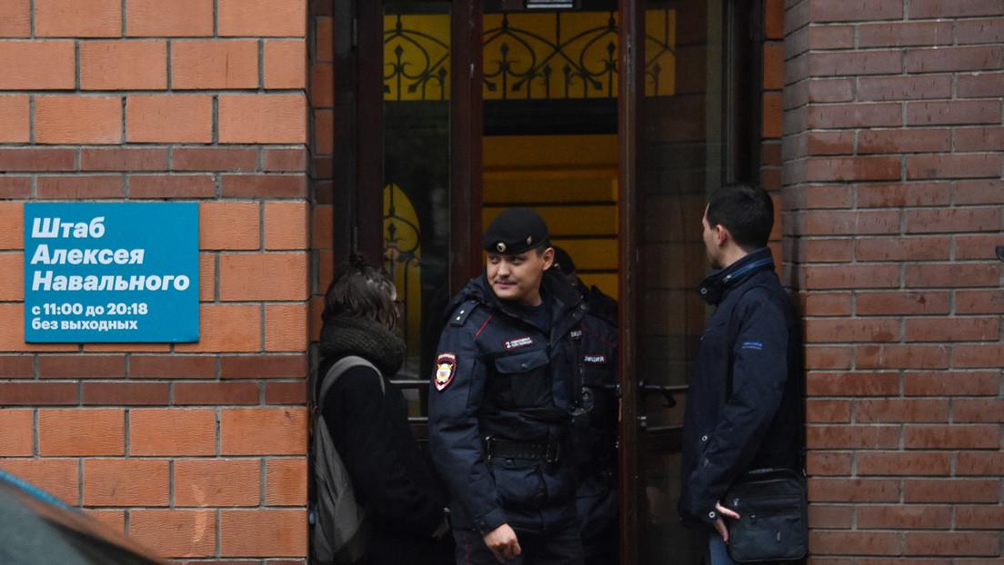 Russland: Finanzaufsichtsbehörde stuft Nawalnys Regionalstäbe als extremistisch ein