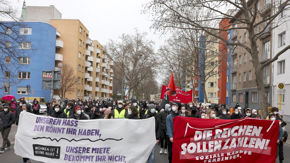 Umfrage: Mehr Bewohner Berlins für Enteignung von Wohnungsunternehmen