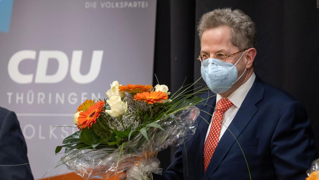 Politisches Comeback für Maaßen? - Große Mehrheit der CDU-Delegierten nominieren ihn für Bundestag