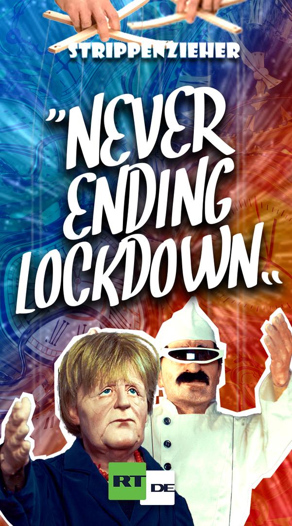 Never Ending Lockdown | Merkel und Spahn haben einen Plan