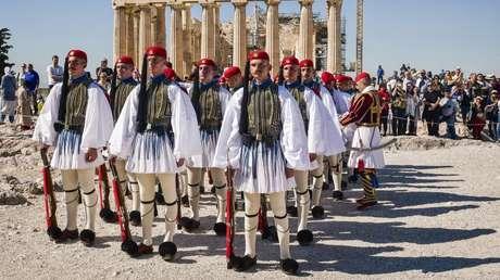 Mindestens 289 Milliarden Euro: Griechenland besteht weiterhin auf Reparationszahlungen