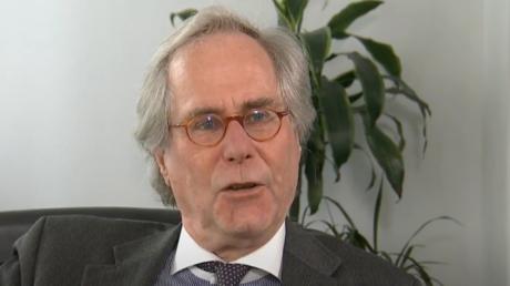 """Rechtswissenschaftler Ulrich Battis: """"Notbremse wird nicht lange halten"""""""