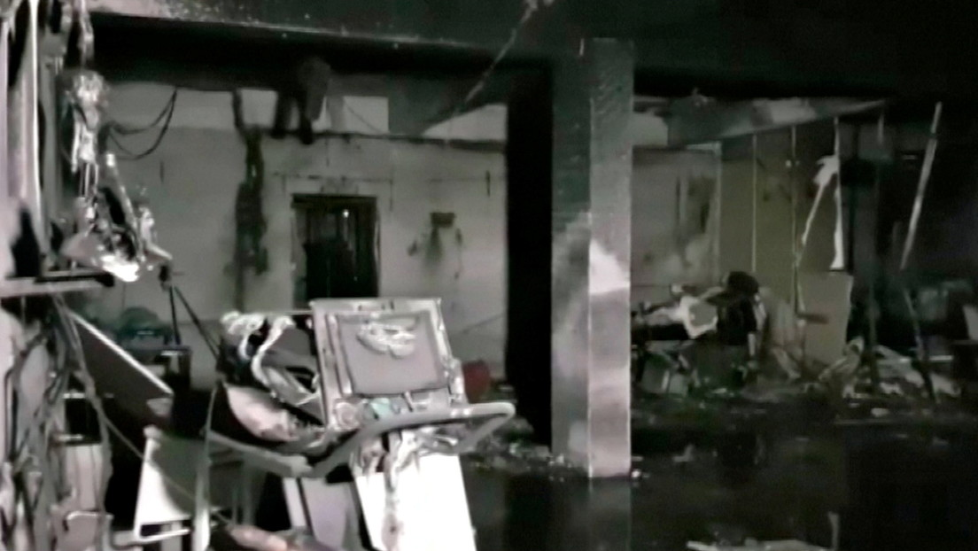 Mindestens 18 COVID-19-Patienten sterben bei Krankenhausbrand in Indien