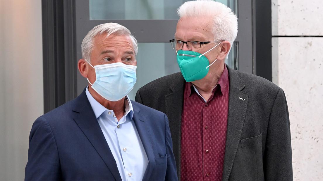 Baden-Württemberg: Neuauflage der grün-schwarzen Koaliton steht