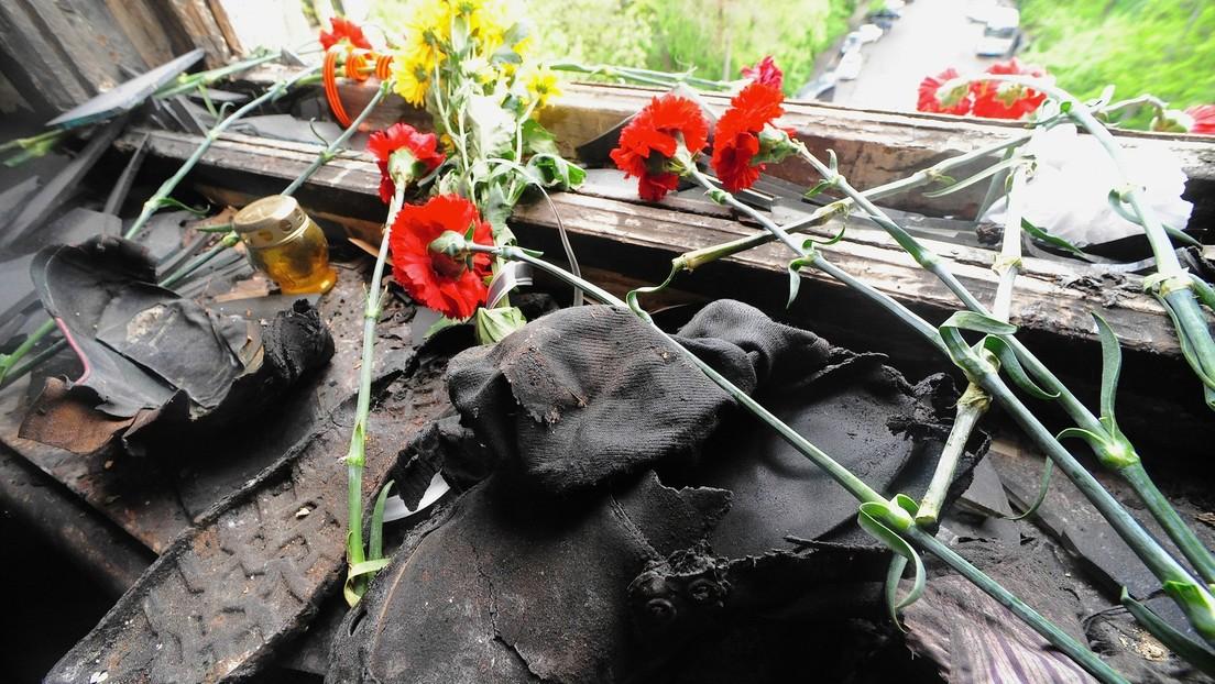 Odessa-Pogrom mit 48 Opfern – Moskau kritisiert Europarat und OSZE für Desinteresse an Aufklärung