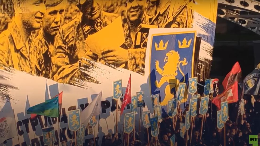 """Deutsche Welle fragt nach: War die Ehrung der SS-Division in Kiew eine """"russische Operation""""?"""