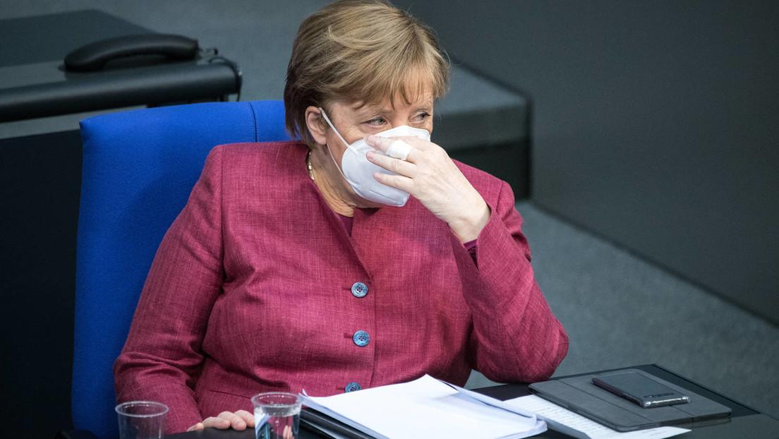 """Wegen """"Notbremse"""": Düsseldorfer Verwaltungsgerichtspräsident übt scharfe Kritik an Merkel"""