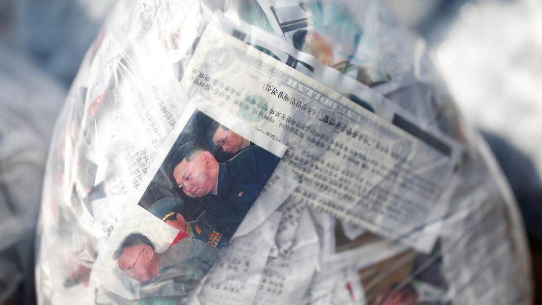 """Nordkorea warnt Südkorea nach Flugblattaktion: """"Wir können nicht länger ein Zuschauer bleiben"""""""