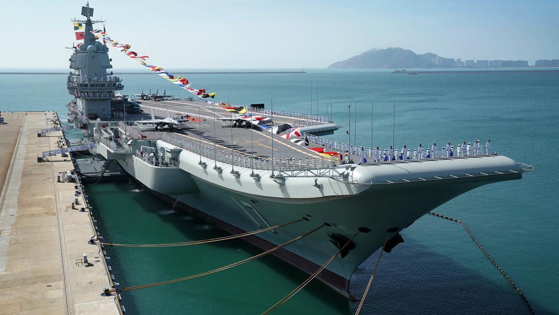 "Brennpunkt Indopazifik: Peking entsendet zum Schutz ""nationaler Souveränität"" Flugzeugträger"