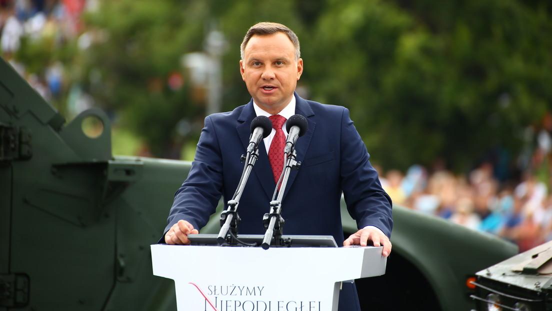 Polens Präsident befürwortet NATO-Beitritt der Ukraine