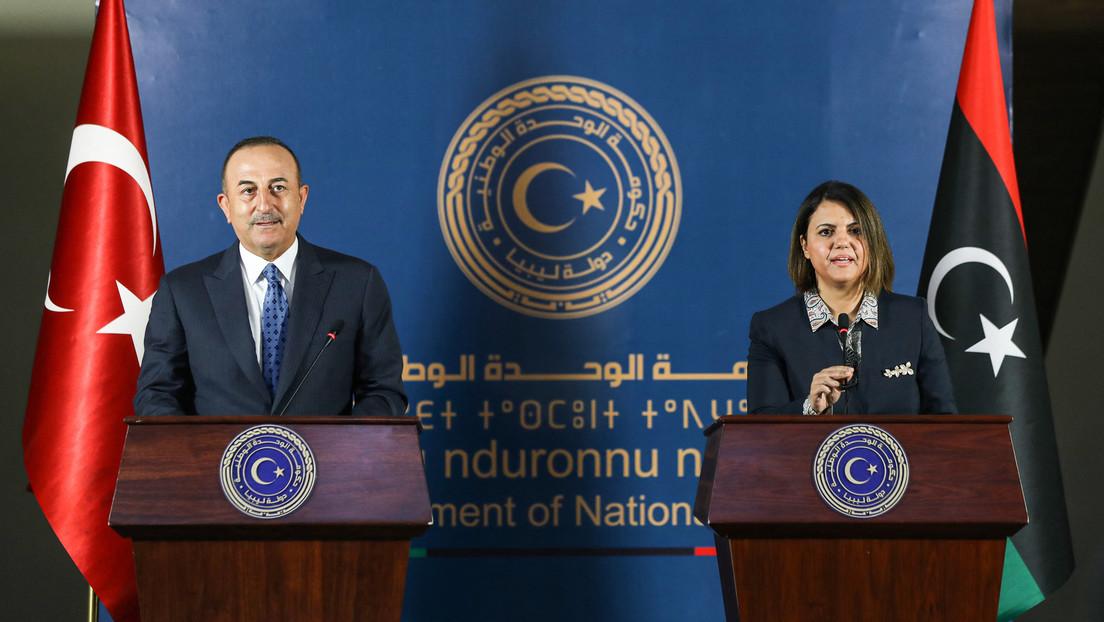 Libyen drängt auf Abzug ausländischer Kämpfer – und meint damit auch türkische Söldner